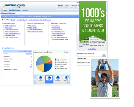 cricket management software